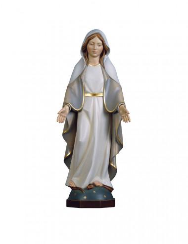 San Michele Arcangelo, scultura in legno