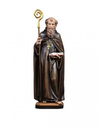 S. Agostino scultura scolpita di legno