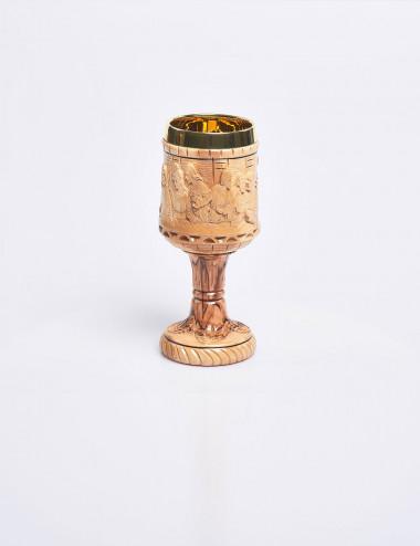 Due campane con cristalli Swarovski