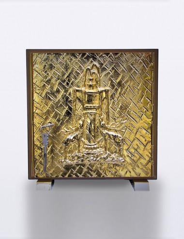 Albero con campane e cristalli Swarovski
