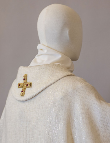 San Agostino con Cuore in Fiam
